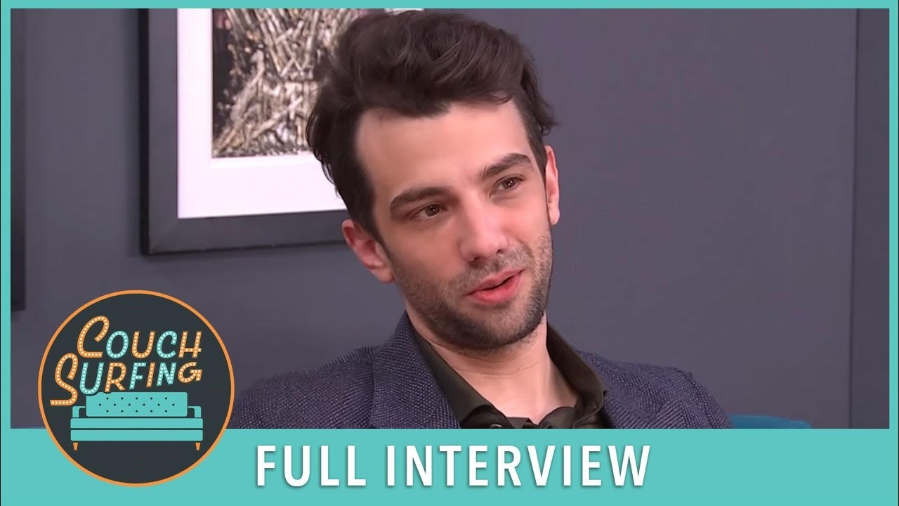 Jay Baruchel Reminisces On How To Train Your Dragon, Undeclared & More (FULL)