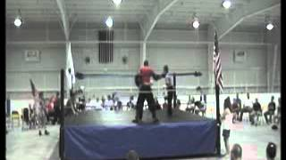 UVW - Billy Reno & Chip Conway vs. Kandi Deluxe & Shinobi - Flag Match 5/26/2K7