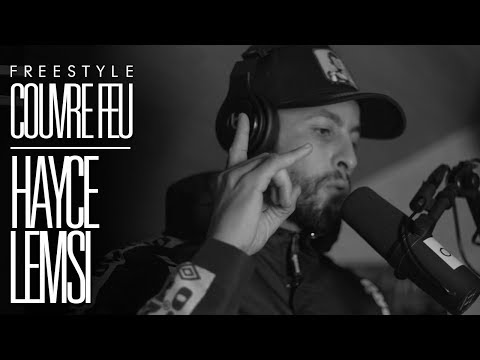Youtube: HAYCE LEMSI – Freestyle COUVRE FEU sur OKLM RADIO