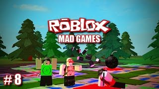 NEW GAMEMODES? (Roblox: Mad Games #8)