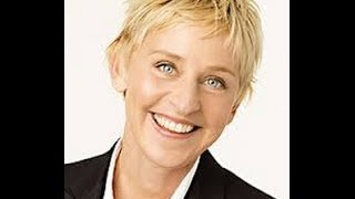 Ellen DeGeneres lied about wrinkle cream!!!