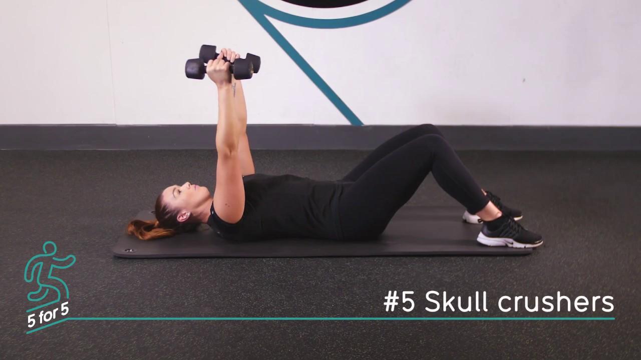 Gym Workouts   Free Workout Videos   PureGym