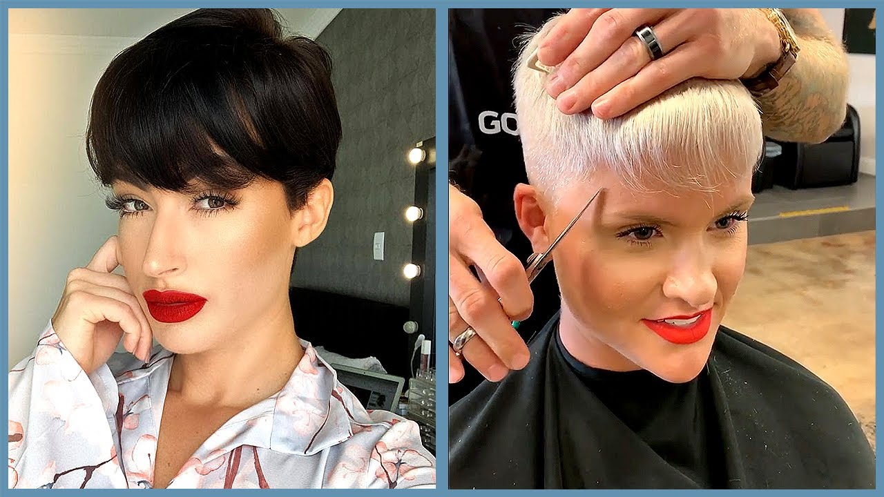 New Short Shag Hairstyles To Look Better 😘 Everyday Haircut Ideas 2021 | Hair Trendy