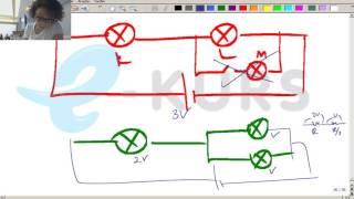 YGS Fizik - Lambalar / nettekurs.com Online YGS Kursu - Uzaktan Eğitim Dershanesi