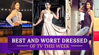 Hina Khan, Divyanka Tripathi, Karishma Tanna : TV's Best and Worst Dressed of the week | Pinkvilla