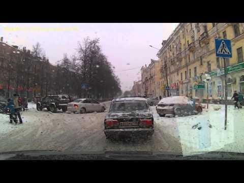 Электросталь Советская Пушкина дтп