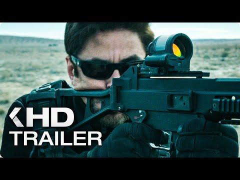 SICARIO 2 - Soldado Trailer - 2018