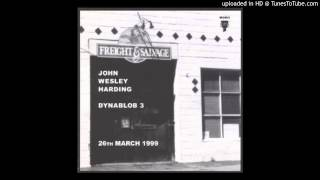 Watch John Wesley Harding Things Snowball video