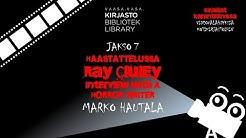 Haastattelussa Ray Cluley Interview with a Horror Writer I Marko Hautala I Kirjailijat karanteenissa