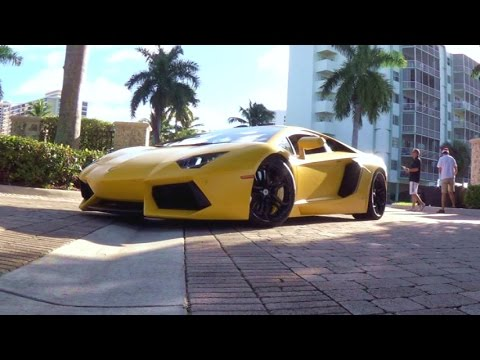300 Worlds Best Supercars Exotic Car Toy Rally Miami 2014