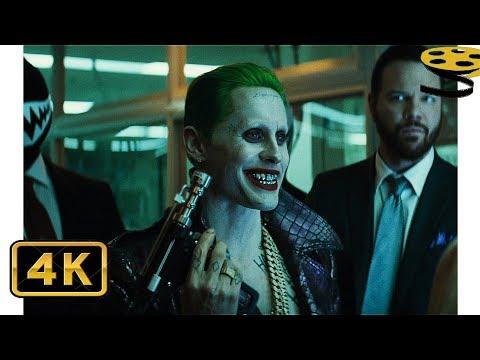 Рождение Инкубуса. Джокер вербует Доктора Вана Крисса | Отряд самоубийц | 4K ULTRA HD
