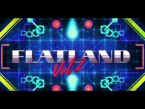 Flatland Vol.2 for the Sony PlayStation 4 |