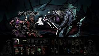 Darkest Dungeon - Occultist & Antiquarian vs Beguiling Siren