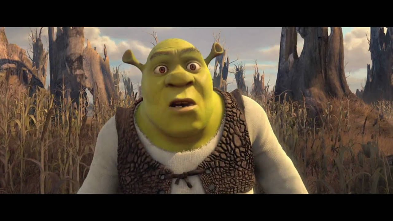 Shrek Trailer Deutsch