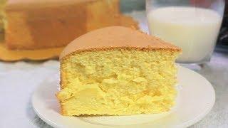 VANILLA  SPONGE CAKE recipe | Công thức BÁNH BÔNG LAN CƠ BẢN | MintaKitchen