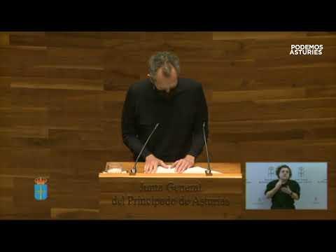 Debate final del Proyecto de Ley para reforzar el Sistema de Salud del Principado de Asturias
