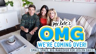 Interior Design Challenge: Studio Apartment for Joslyn Davis | OMG We're Coming Over | Mr Kate(, 2016-08-20T15:00:03.000Z)