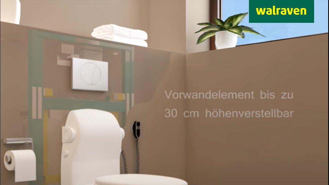 Gäste Wc Nachträglich Einbauen bis vario höhenverstellbare wcs und waschtische