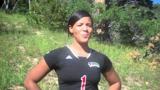 2011 SUU VB Spotlights - Marli Langford