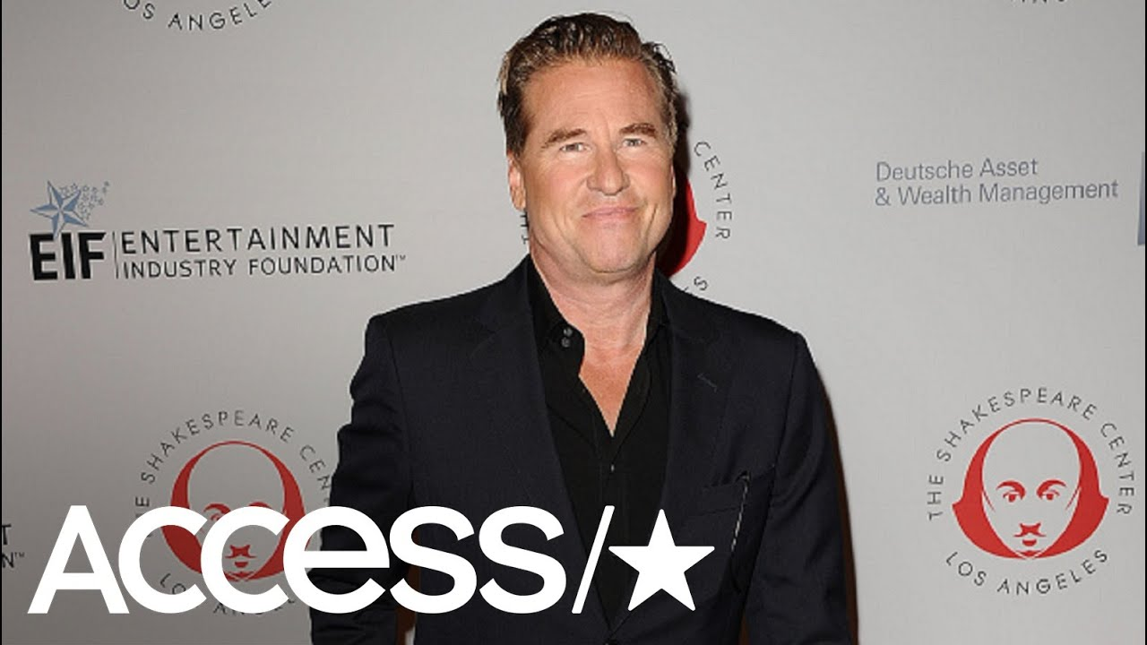 Val Kilmer Reveals How Cancer Changed His Outlook on Fame   Access ...