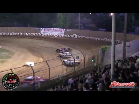 May 14, 2016 - Placerville Speedway - Point Race #5 - Pure Stock Highlights