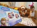 Karlar ülkesi Elsa Hafıza Kartları Oyunu Eğlenceli çocuk Videosu mp3