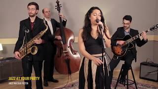 JAYP Quarteto Voz + Saxofone + Guitarra + Contrabaixo
