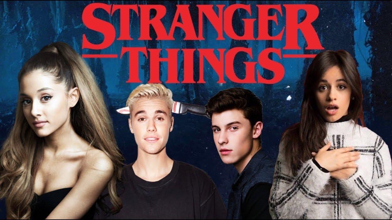 STRANGER THINGS - Pop Star Edition