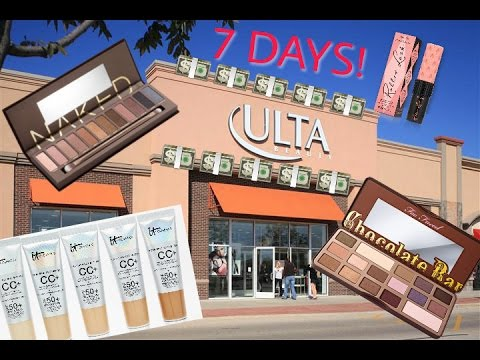 A WEEK OF ULTA DUMPSTER DIVING! LIVE DIVE AND HAUL!