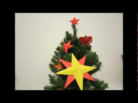 Простые елочные украшения на Новый Год