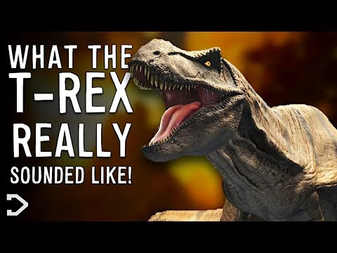 What Did The T-Rex REALLY Sound Like?