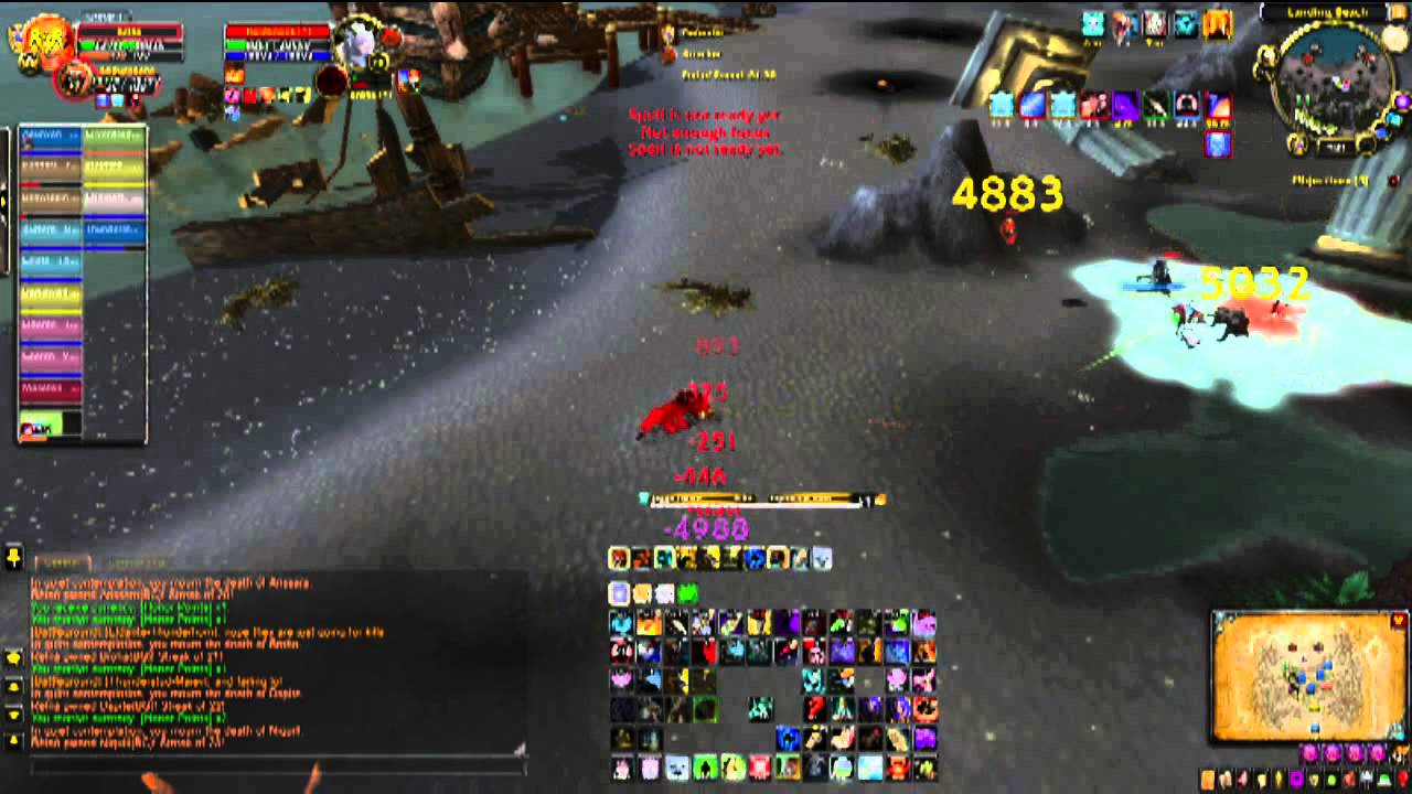 Using warcraft hunter twink loot biswas nude pictures