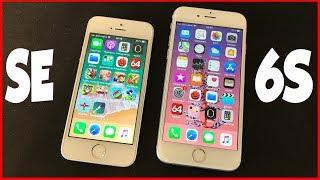 iPhone SE vs iPhone 6S - ЧТО ВЫБРАТЬ? СРАВНЕНИЕ / ПЛЮСЫ И МИНУСЫ