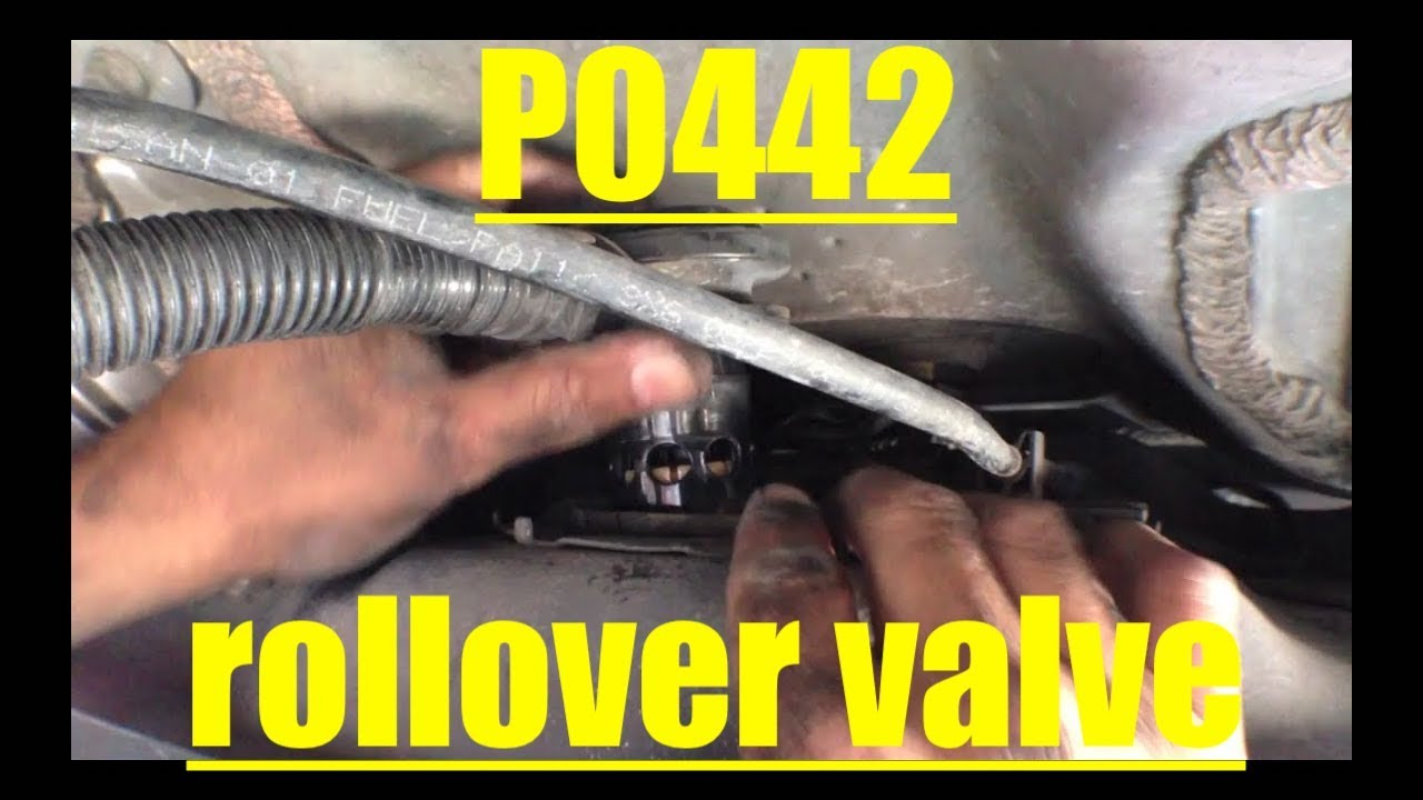 P0442 Diagnose Replace Overfill Check Valve Toyota Corolla