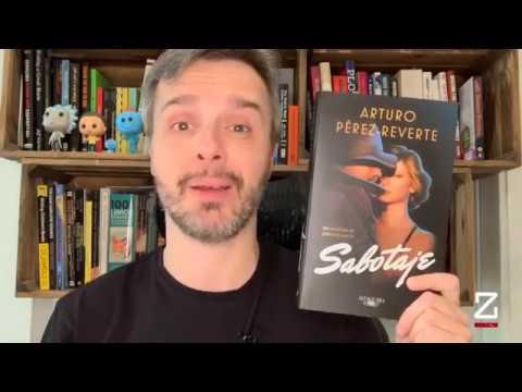 Sabotaje, De Arturo Pérez-Reverte, El Libro Que Me He Comprado Esta Semana