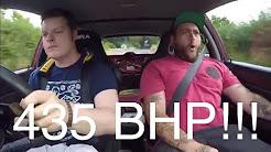 435 BHP SUPERCHARED HONDA CIVIC EP3!!!!!