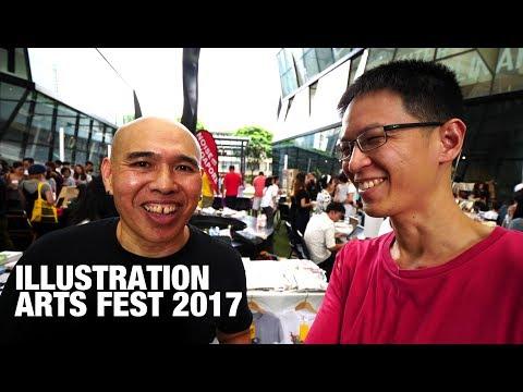 Illustration Arts Fest