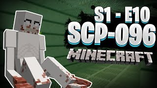 SCP CRAFT // SCP-096 L'HOMME TIMIDE ! #10 - Minecraft