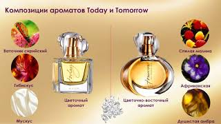 Об ароматах Сегодня Завтра Навсегда Today Tomorrow Always