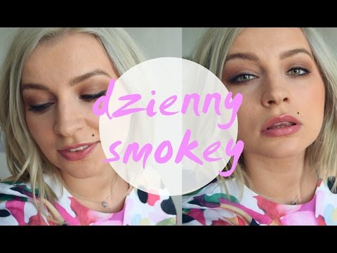 TUTORIAL: DZIENNY SMOKEY + ZESTAWIENIE PALET dziennych neutralnych ❤ The Pink Rook / ThePinkRook