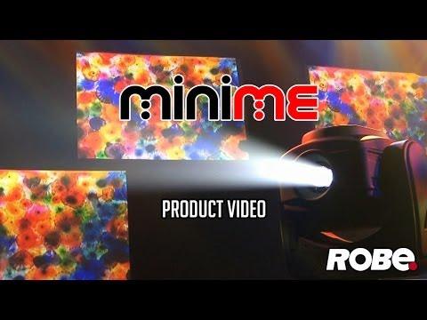 ROBE lighting - ROBIN MiniMe
