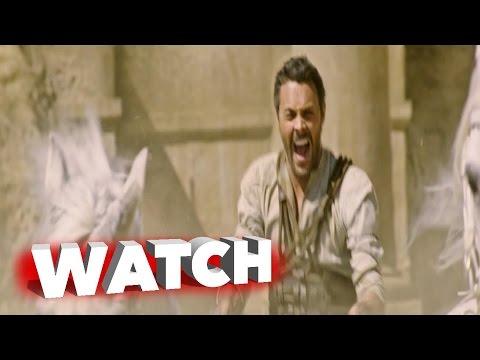 Ben-Hur: Exclusive Premiere Featurette in Mexico City, Mexico with Morgan Freeman