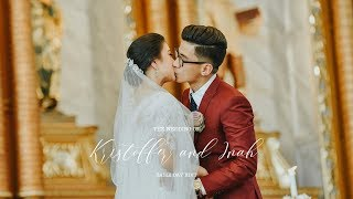 Kristoffer and Inah | On Site Wedding Film by Nice Print Photography