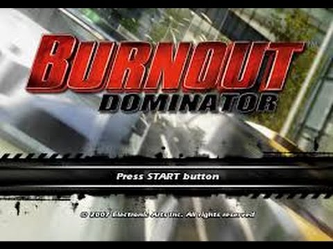 Burnout Dominator [Theme Song]