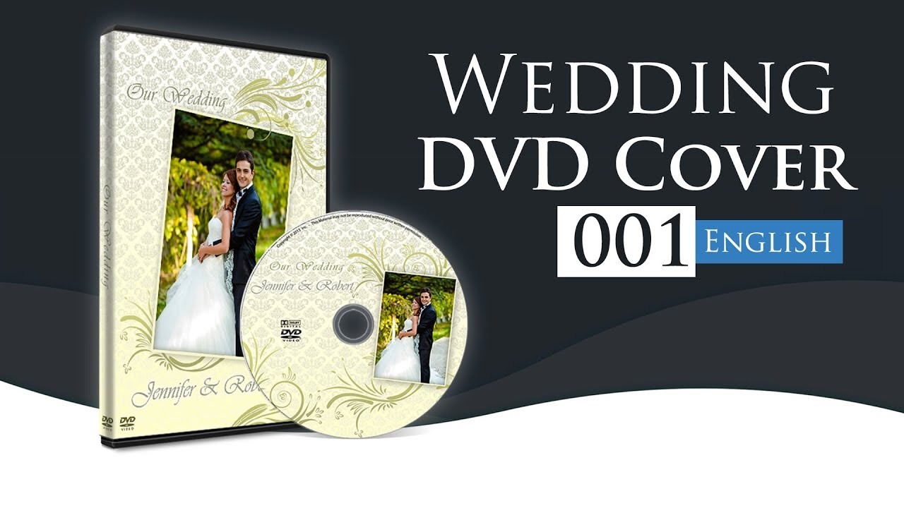 how to make a wedding video dvd