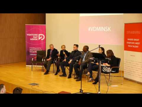 How to become a new European Unicorn @ Venture Day Minsk, 2016