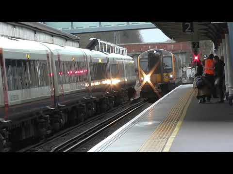 Trains @ Winchester 26/ 1/ 19