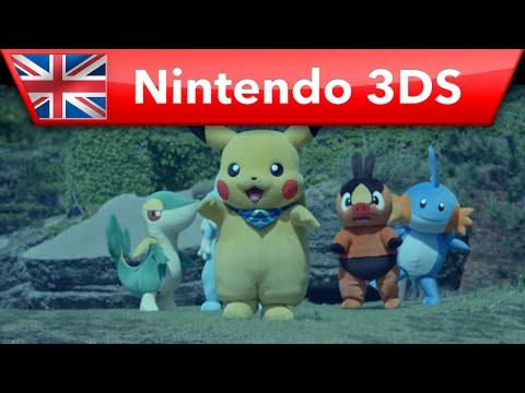 Pokémon Super Mystery Dungeon - Wow! I'm A Pokémon! (Nintendo 3DS)