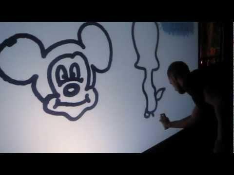 AIR Graffiti - The Virtual Graffiti @ Wedding