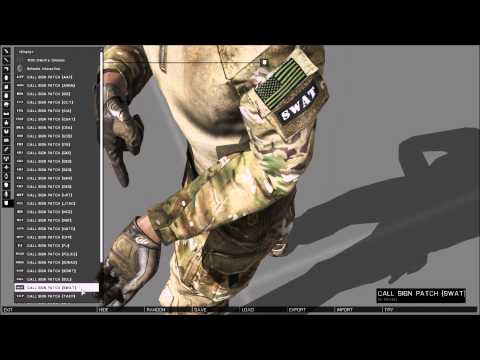 Arma 3 - Patches Mod Review - YouTube